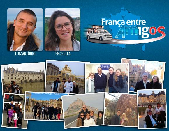 FrançaEntreAmigos-LuPri e Clientes