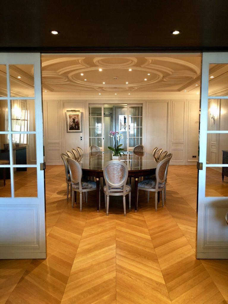 Hôtel Barrière Le Majestic Cannes Suite Dior - Paris Secreta