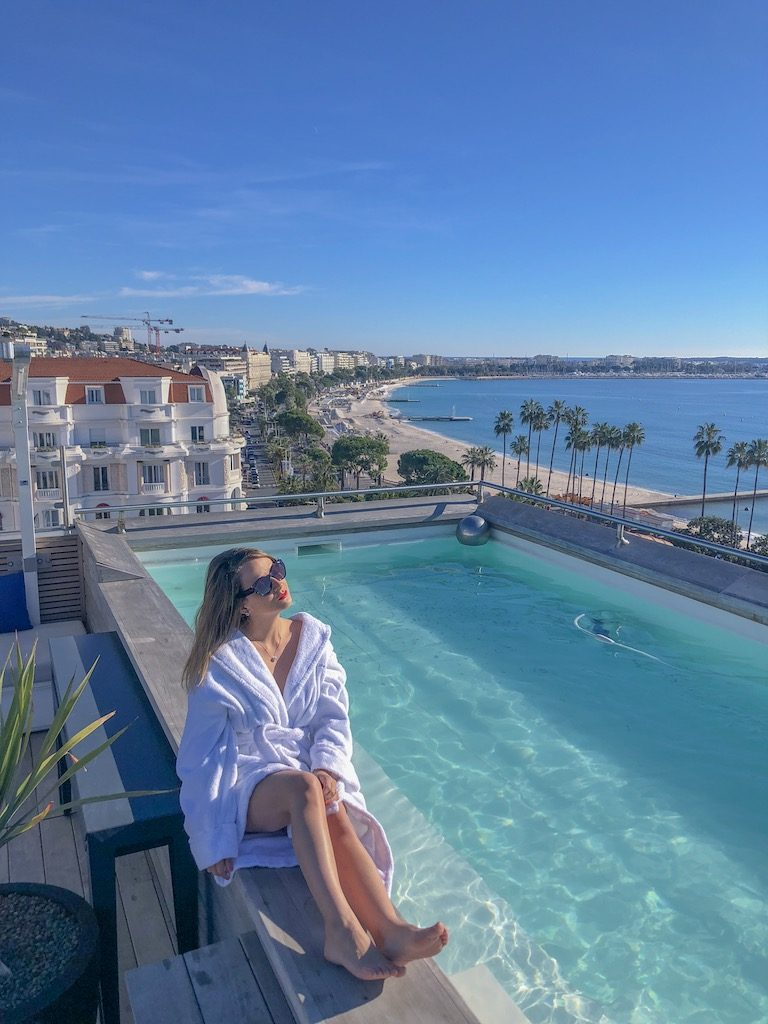 Hôtel Barrière Le Majestic Cannes - Paris Secreta